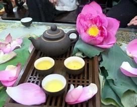 """""""Thiên hạ đệ nhất trà"""" 10 triệu đồng/kg, uống ngụm nào chất ngụm đấy"""