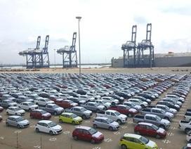 Cận cảnh lô xe Toyota và Mitsubishi hưởng thuế 0% về Việt Nam