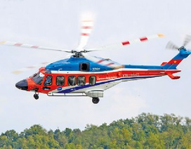 Cà Mau thuê trực thăng đi khảo sát thực địa