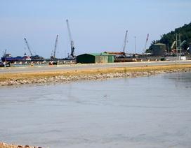"""Chủ đầu tư dự án tập kết 1 triệu khối bùn nói """"bùn biển không hôi"""""""