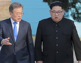 """Triều Tiên """"nổi đóa"""" với Mỹ - Hàn trước thềm thượng đỉnh"""
