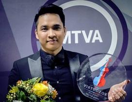 """Chàng trai """"vàng"""" Ninh Đức Hoàng Long đoạt giải Nhất cuộc thi âm nhạc cổ điển danh giá"""