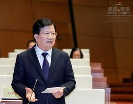 Phó Thủ tướng: Không đầu tư BOT trên tuyến đường độc đạo