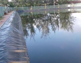 Thanh Hóa: Huy động tiền xây dựng bể bơi rồi... lấp bỏ