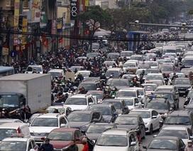 """Ngày mất 3 giờ """"bò"""" trên đường: Đâu là thủ phạm gây tắc đường?"""