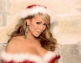 """""""Nữ hoàng Nô-en"""" Mariah Carey sống trong... Giáng sinh ngay giữa ngày hè"""