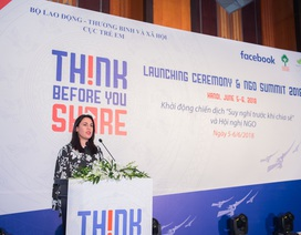 Facebook mở chiến dịch bảo vệ trẻ em Việt Nam trên môi trường Internet