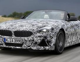 BMW hé lộ hình ảnh xe thể thao Z4 thế hệ mới