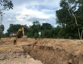 Bắt hàng chục đối tượng khai thác khoáng sản trái phép ở Phú Quốc