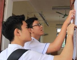 Hơn 33.000 thí sinh Nghệ An bước vào kỳ thi tuyển sinh lớp 10