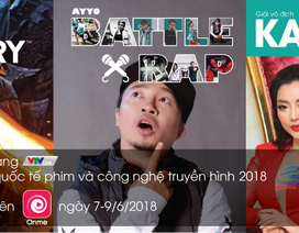 Rap chiến, Game hay, Nhạc sống cùng VTVcab tại Telefilm 2018