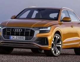 Audi Q8 chính thức lộ diện