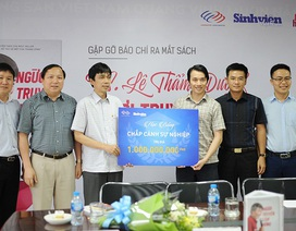 LANGMASTER giới thiệu học bổng 1 tỷ đồng trong ngày ra mắt sách về TS Lê Thẩm Dương