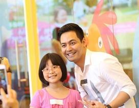 MC Phan Anh - Chuyện chưa kể về ông bố luôn đồng hành trong giáo dục con trẻ