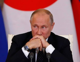 Ông Putin thừa nhận Nga gặp khó khăn vì lệnh trừng phạt