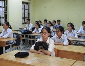 Hà Nội: Bố trí xe cấp cứu, thợ điện... túc trực kì thi lớp 10
