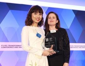 Capital House đạt giải thưởng quốc tế Transformational Business Awards