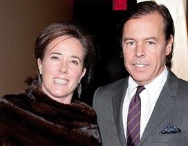 Chồng Kate Spade lên tiếng sau cái chết của vợ