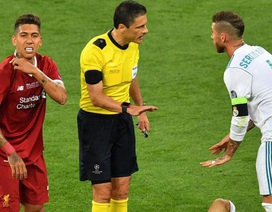 """Roberto Firmino:""""Sergio Ramos là gã ngốc"""""""