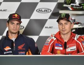 Chấn động: Pedrosa bất ngờ rời Repsol Honda Team, Lorenzo lập tức thế chỗ