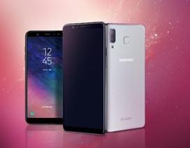 Samsung trình làng smartphone Galaxy A9 Star với thiết kế giống iPhone X
