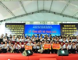 Trường Đông Du Đắk Lắk nổi bật với nhiều thành tích bồi dưỡng học sinh giỏi