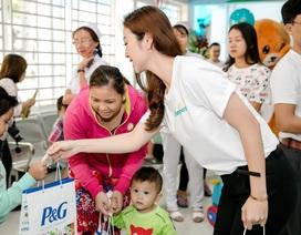 Mang niềm vui đến cho trẻ em nhân ngày 1-6