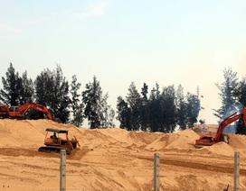 """Yêu cầu dự án """"phá rừng làm sân golf"""" điều chỉnh Giấy chứng nhận đầu tư"""