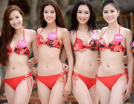 Cuộc thi Hoa hậu Việt Nam sẽ bỏ phần thi bikini?