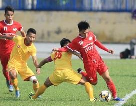 Ba trận đấu ở giải hạng Nhất bị điều tra tiêu cực