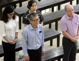 Ông Đinh Mạnh Thắng được giảm 2 năm tù