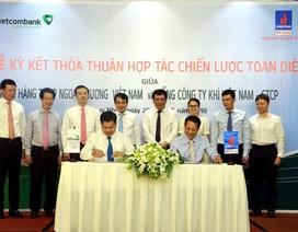 Hợp đồng khung tín dụng trị giá 4.000 tỷ đồng giữa Vietcombank và PV GAS