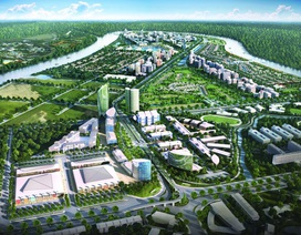 Waterpoint - Khu đô thị đáng giá ở cửa ngõ Tây Nam Sài Gòn