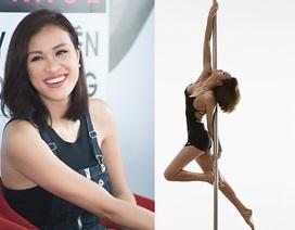"""MC Phương Mai gây bất ngờ khi chia sẻ """"nghiện"""" múa cột"""