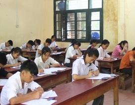 3 thí sinh bị đình chỉ trong kỳ thi lớp 10 tại Thanh Hóa