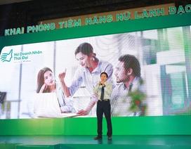 Ra mắt dự án Tiếp sức cho nữ chủ doanh nghiệp