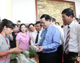 Bí thư tỉnh ủy Bắc Giang: Tin tưởng năm 2018 tiếp tục là một năm thành công của vải thiều!