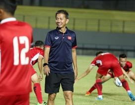 HLV Hoàng Anh Tuấn tuyên bố U19 Việt Nam vào chung kết
