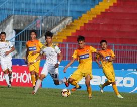 Hải Phòng thua đau trên sân nhà trước SL Nghệ An