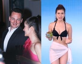 """Gia thế MC mặc bikini dẫn World Cup, số tiền """"khủng"""" chồng Hồng Nhung chu cấp hậu ly hôn"""