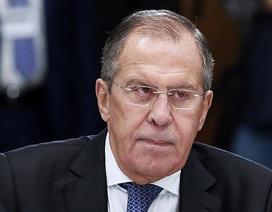 Ngoại trưởng Nga: Vụ đầu độc điệp viên Skripal có nhiều điểm bất thường