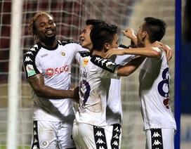 Thắng ngược Than Quảng Ninh, Hà Nội củng cố ngôi đầu V-League
