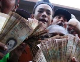 Lạm phát ở Venezuela vượt 40.000%