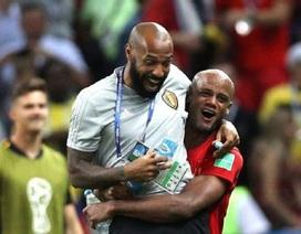 Thierry Henry đối đầu tuyển Pháp: Có phải là kẻ phản bội?