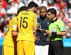 FIFA gây tranh cãi lớn khi bổ nhiệm trọng tài trận Pháp - Bỉ
