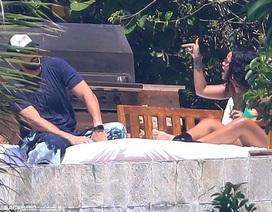 Rihanna tranh cãi căng thẳng với bạn trai