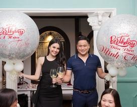 Minh Tiệp đón sinh nhật bất ngờ cùng nàng Á hậu mới đầu quân cho VTV