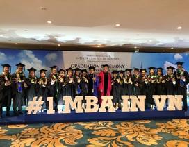 Thêm 32 tân thạc sĩ nhận bằng EMBA từ Đại học Hawaii tại Việt Nam