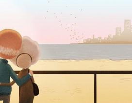 Yêu là già đi cùng nhau!