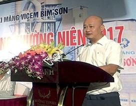 Ban Bí thư cách chức Phó Bí thư Đảng ủy Tổng công ty Xi măng